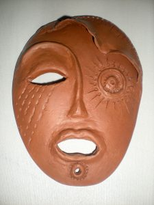 Terracotta - Students work at UnoLona Academy